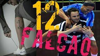 "FALCAO - KING MASTER  FUTSAL,"" The Best Futsal Skills ""⚽"