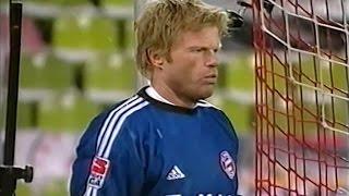 Kahn gegen 1. FC Köln | DFB Pokal 2003