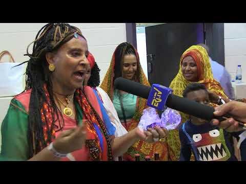 Eritrea's Cultural Bonanza - Great Festival in London UK!