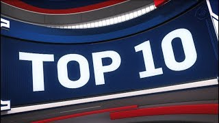 Top 10 Plays of the Night | October 9, 2017