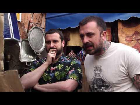 Il ricco e il povero Stagione 1 Episodio 4 Costantino della Gherardesca e Chef Rubio