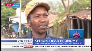 Kerio\'s dead economy after fluorspar mining stopped in 2016