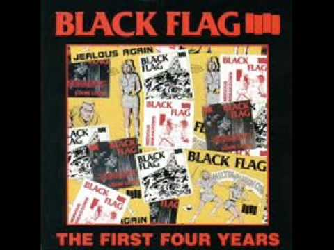 Jealous Again - Black Flag