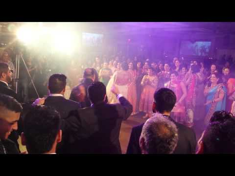 Best Punjabi Wedding Dance Off Video Ever!