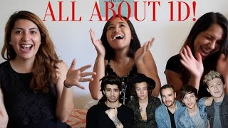 ALL ABOUT 1D! ♡ Thumbnail
