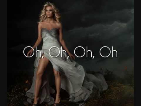 Carrie Underwood - See You Again [Lyrics On Screen] - YouTube