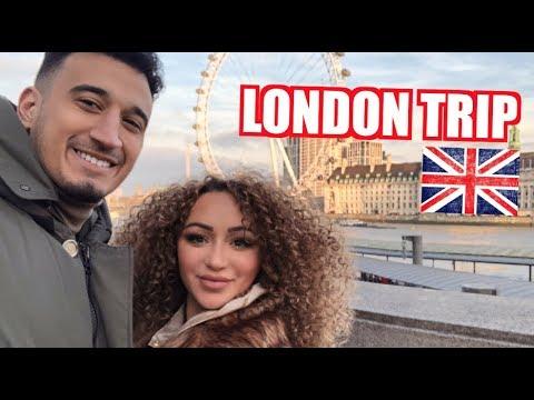 LONDON MET MYRIAM ! (WEEKEND VLOG)