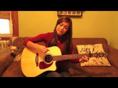 Begin Again by Taylor Swift Cover- Gaby Borromeo