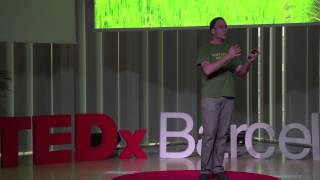 Put more life into your work | Steve Munroe | TEDxBarcelonaED