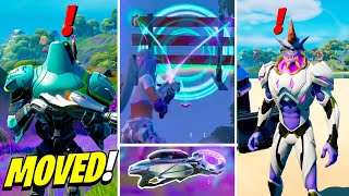 Everything New in Fortnite Update! Grab-Itron Locations Bosses & More!