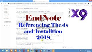 endnote download free full version windows 10