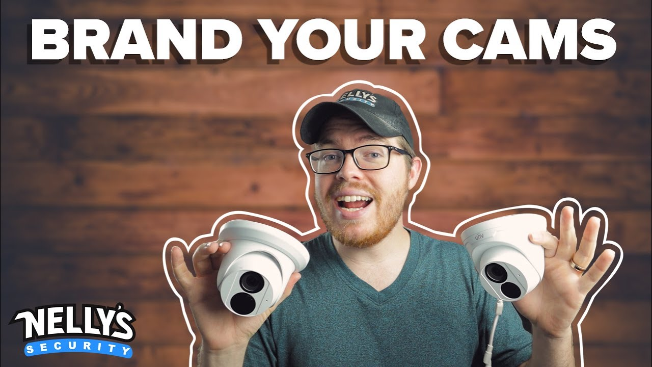 We'll Stamp Your Logo On Uniview Security Cameras For Free!
