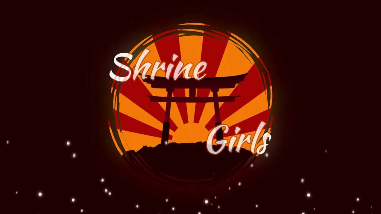Sakura Shrine Girls Images