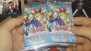 Ouverture de Boosters La Legende Du Dragon Blanc aux Yeux Bleus [LDD] Yu-Gi-Oh!
