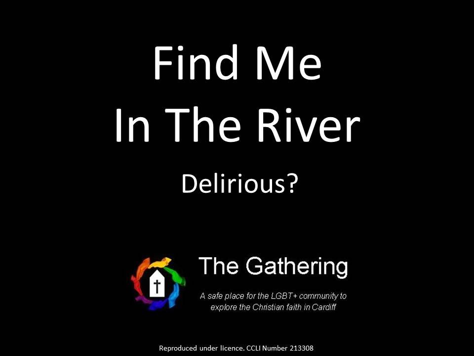 Lyric lyrics to down to the river : Find Me In The River - Delirious? (with lyrics) - YouTube
