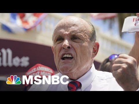 'A Political Errand' For A 'Corrupt President': Vindman Looks Back On Giuliani In Ukraine