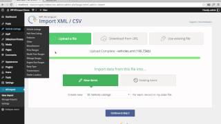 Import .XML or .CSV To Plugin & Theme Fields (WordPress Custom Post Types)