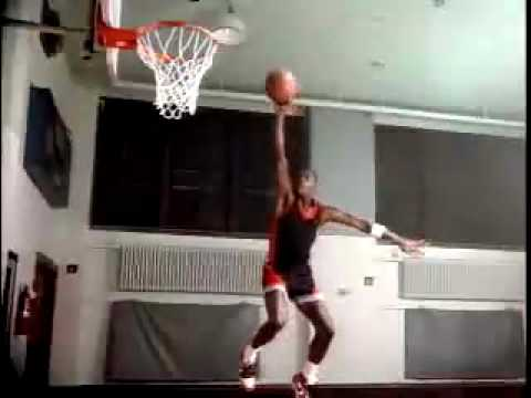 Air Jordan 1 - Michael Jordan vs Santa Christmas Commercial - YouTube a9e442b33