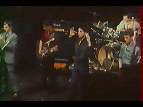 Marquis de Sade - Interview + live (1979)