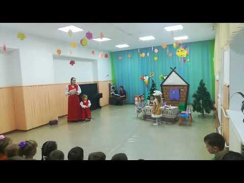 театрализованное представление ТЕРЕМОК