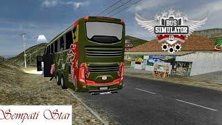 BUSSID V2.6   Sempati Star Skyview Coach