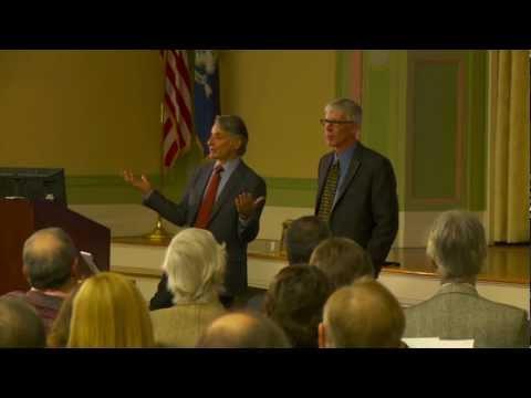 Audubon Presentation with David Yarnold & Patrick Comins