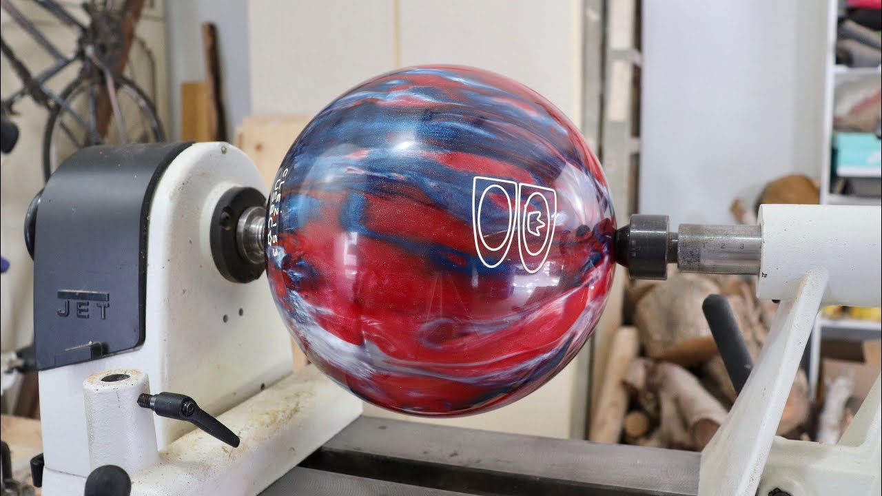 Can you Wood Turn a Bowling Ball??