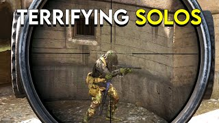Solos are Terrifying in Warzone..