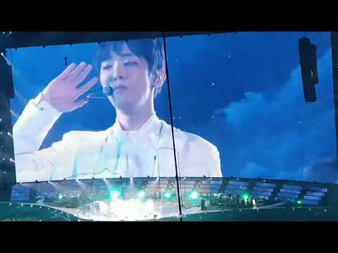 [19/01/24] Wanna One - Ment + Spring Breeze [봄바람] #WannaOneThereforeConcert