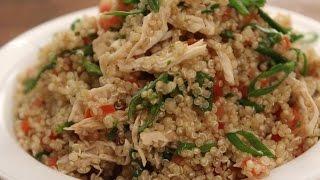 Chicken And Quinoa Salad | Sanjeev Kapoor Khazana