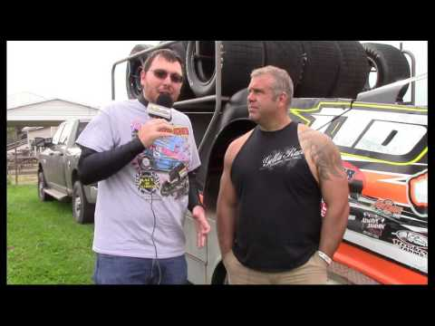 Don Hammer Farmer City Raceway Interview 5 13 2016