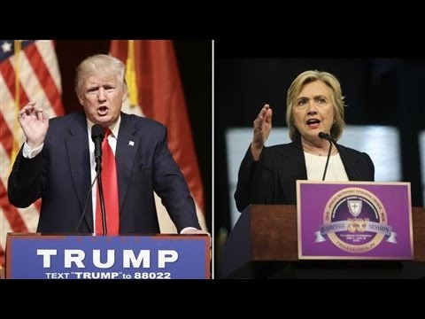 In Iowa and Ohio, Trump in Tight Race With Clinton
