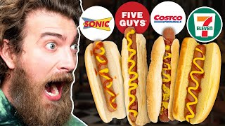 Who Makes The Best Hot Dog? Taste Test