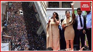 Kochi Goes Crazy For Sunny Leone