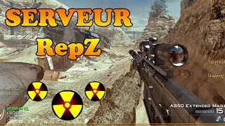 "[PC 60FPS] MW2 Serveur ""RepZ"": Double Gameplay Nuke MP7 & AS50"