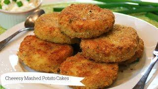 Marvelous Mashed Potato Cakes