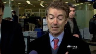 Rand Paul Refuses TSA Pat-Down