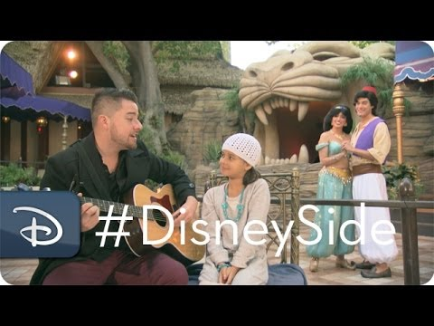 Reality Changers Sing Their Disney Side | Aladdin's A Whole New World