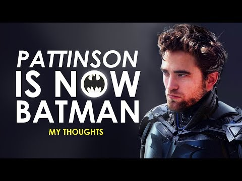 Robert Pattinson Cast As Batman In The New 2021 DC Matt Reviews Solo Movie | NEWS
