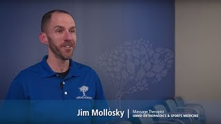Jim Mollosky, LMT, CSCS, ATC | Provider Profile