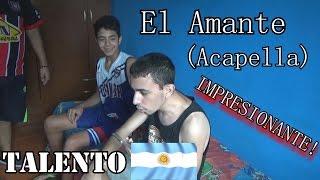 TALENTO ARGENTINO! Cantando