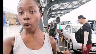 VlogFly With Me From Ghana To Kenya