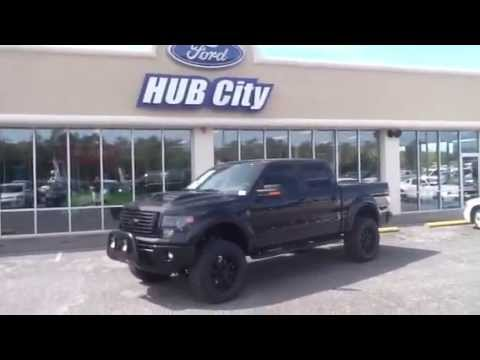 Ford F150 Black Ops Edition truck - YouTube
