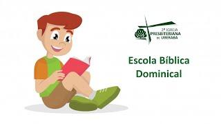 EBD - 31/05/2020 - Rev. Cleber Macedo