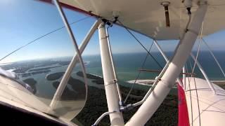 Waco Biplane Ride Naples FL