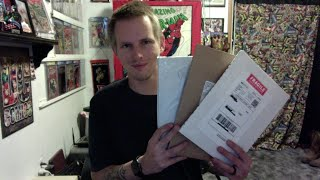 Comic Book Unboxings & A Big Silver Age Key!!