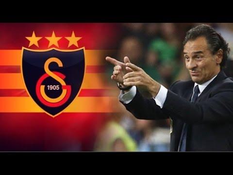 Prandelli nuovo CT del Galatasaray