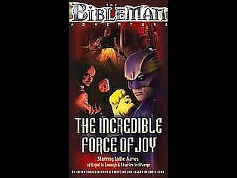 Opening To Bibleman:The Incredible Force Of Joy 1999 VHS