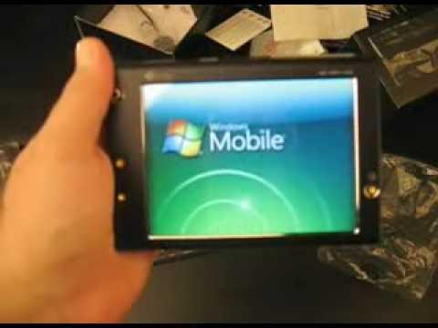 HTC Advantage Unboxing
