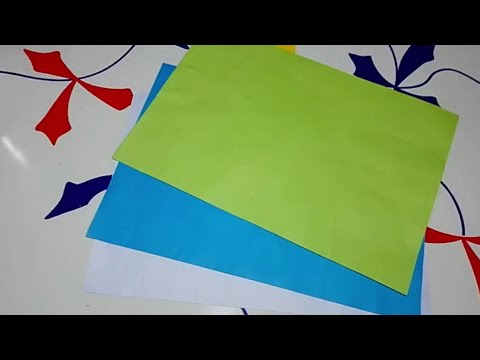 how to make paper popper | 5 minute crafts paper popper | paper popper bombs